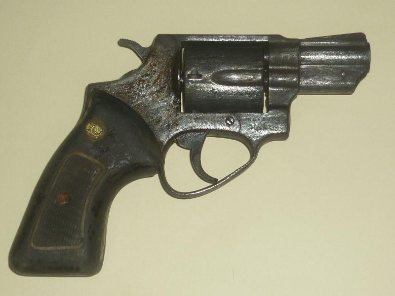 En Chiriquí se han decomisado 25 armas de fuego.